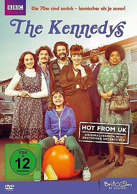 The Kennedys - Parkinson,katherine/skinner,dan/peacock,harry/+   Dvd Neu
