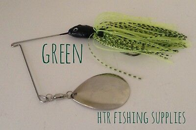 HTR Fishing Supplies 1/2 oz Spinnerbait for Murray Cod, Yellowbelly, Bass etc