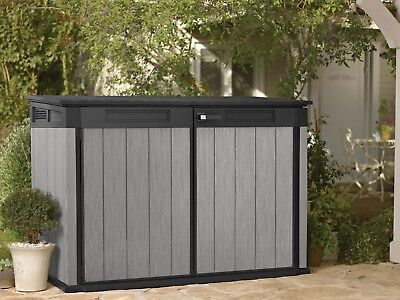 Keter Grande Store Bin/Bike Shed/Pool Pump Cover RRP$799