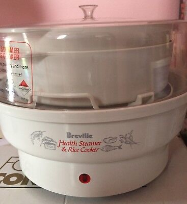 Breville Steamer And Rice Cooker