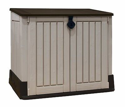 Keter Store It Out Midi Garden Shed/Pool Pump Cover RRP$349