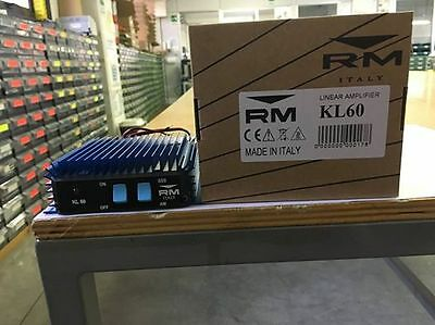 KL 60 Mobile Linear Amplifier