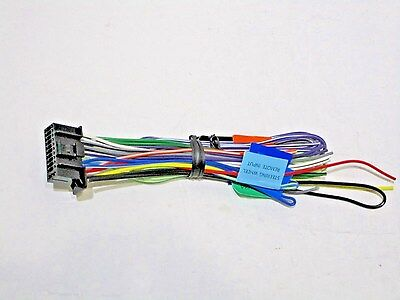 Original Jvc Kenwood Kw V820Bt Wire Harness Oem New original jvc kw nt700 wire harness new oem a7 \u2022 $29 96 picclick jvc kw-avx740 wiring harness at pacquiaovsvargaslive.co