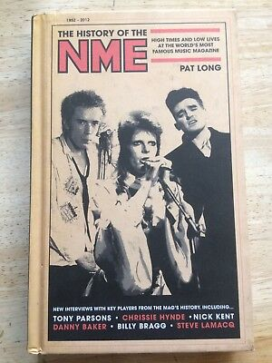 The History of the NME 1952-2012 Book