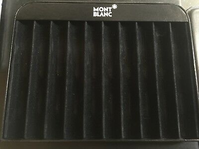Montblanc Meisterstuck 10 Pen Tray Id. No. 4018642