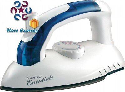Lloytron E156 Shot Of Steam Dry Travel Iron