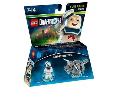 Lego Dimensions Fun Pack Ghostb.staypuff - Toys To Life
