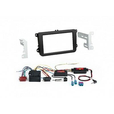 RTA 600.010070 All In One Paket PRO-XXL For VW, Skoda, Seat Vehicles Double DIN