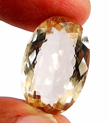 15.64 Ct DGSL Certified Natural Scapolite Loose Oval Cut Gemstone Stone - 19087