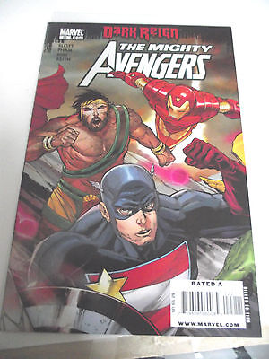 The Mighty Avengers #22 (2007) Dark Reign VF/NM