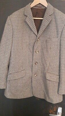Four button tweed jacket 40s
