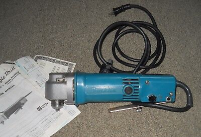 Makita Angle Drill #DA3000R w Manual 1mm/3/8""