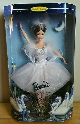 Barbie Collector's Edition Classic ballet Series - Swan Lake / Swan Queen 1997