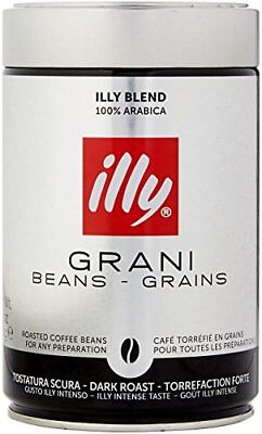 Illy Decaffeinated Coffee Beans 250g  Pack of 1