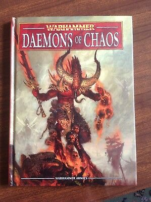 Warhammer Daemons Of Chaos