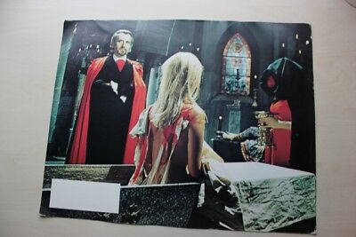 Hammer Horror - Lust For A Vampire - Lobby Card #2