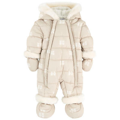Mayoral,Baby Winter Overall,Unisex,Art.2613,Baige