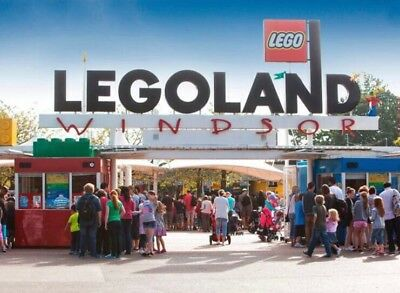 Legoland Windsor E-tickets AnyDay! (Adult/Child Ticket)
