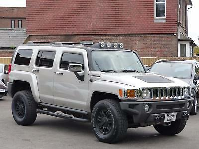 Hummer H3 3.5 V6 Automatic Four Wheel Drive - Lhd Left Hand Drive