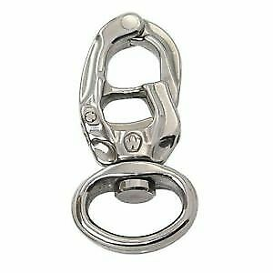 Trigger Snap Shackle with Extra Wide Eye 83mm WICHARD
