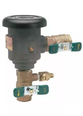 "Watts 7-1/2"" Anti-Siphon Backflow Preventer, 1 LF 008PCQT-1"" Retail $391.13"