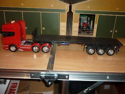 Welly 1.32 Scania R730 Lorry And Trailer, Britains Universal Hobbies Wiking Siku