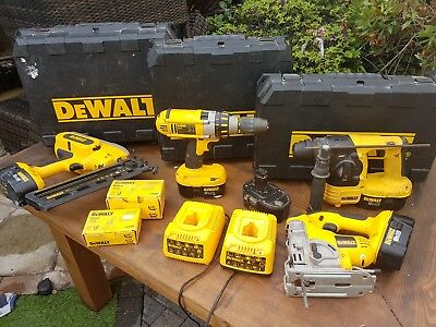 Dewalt 18v power tool bundle