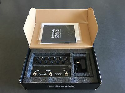 Eventide Space Multi-Effects Guitar Effect Pedal