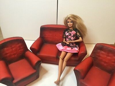 SINDY Sofa and Chairs set - Vintage