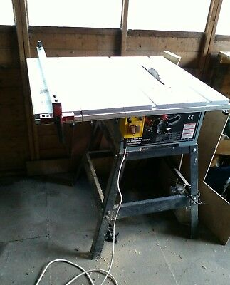 Table saw 254mm DELTA