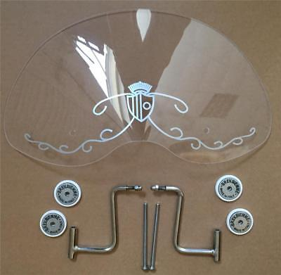 Royale Biemme Flyscreen for Lambretta Series One 1
