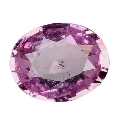 1.350 Cts MAGNIFICENT AMAZING PINK NATURAL SAPPHIRE OVAL ,VIDEO IN DESCRIPTION