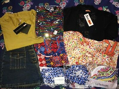 Large Job Lot Ladies Clothes. Many New & Tagged. All VGC. 30+ Items. Re-Sale Opp