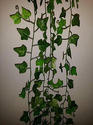 7ft green ivy vines Vivarium plants/decoration