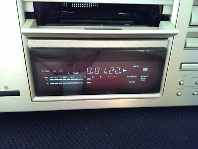 Pioneer D-07 digital audio tape player and recorder