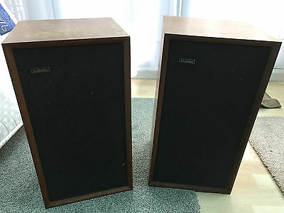 Vintage Goodmans Speakers