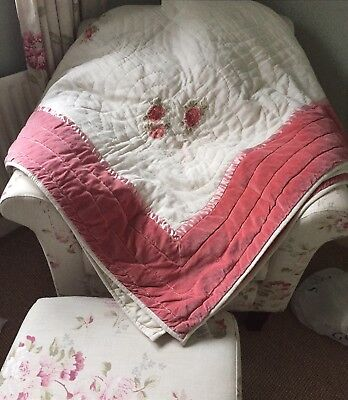 Laura Ashley Freya Throw