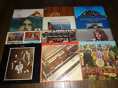 50 LPS Vinyl Record Collection Job Lot 5