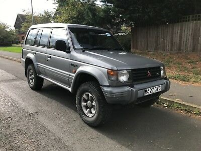 Mitsubishi Shogun LWB 3.0 V6 Petrol Manual 7 Seater Owned 17 Years