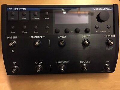 TC Helicon Voicelive 2 - Boxed
