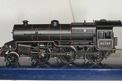 Bachmann 32-177 Class 5MT Crab 2-6-0 Mogul 42789  late crest  riveted coal raIl
