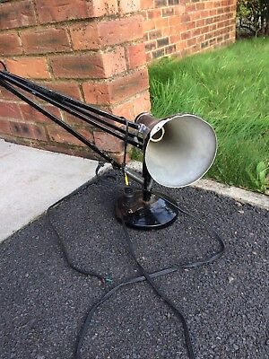 Vintage Herbert Terry Anglepoise Lamp Spares or Repairs