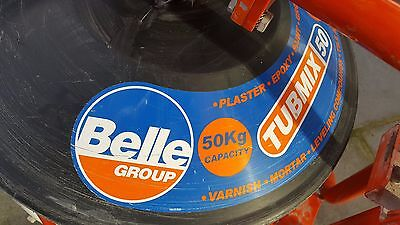 BARGAIN Belle Tubmix 50 Mixer 110V, used in EXCELLENT WORKING ORDER