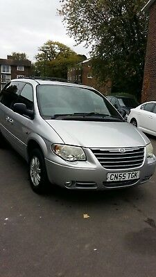 Chrysler Grand Voyager 2.8CRD auto Limited XS