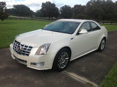 2013 Cadillac CTS Leather cashmere 3013 Cadillac cts4 dr