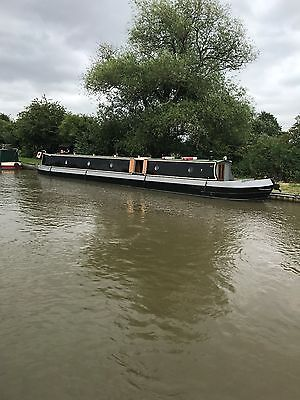 57ft narrow boat all steel 1997 1900cc beta marrine system live aboard