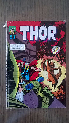 Thor N°7 Aredit 1978 Be
