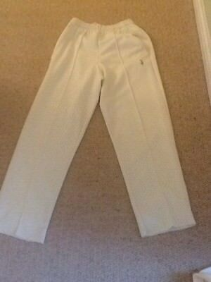 Men's Used Cricket Trousers Whites