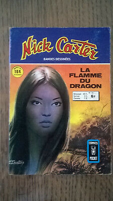 Nick Carter N°10 Artima 1978 Tbe++