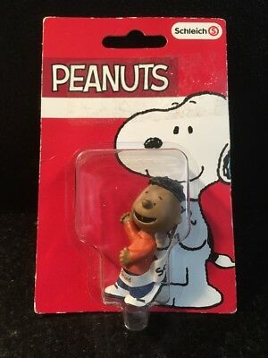 NEW Schleich Peanuts FRANKLIN Figurine #22011